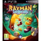 Rayman Legends Ps3   Digital Español Oferta