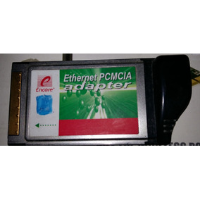 Encore Ethernet Pcmcia Adapter 100mbps