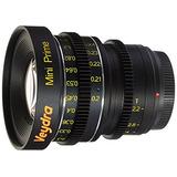 Veydra V1-5lenskitcasem Mini Prime 5 Lens Kit With Manual