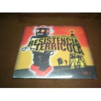 Yokozuna, The John Band, El Basi Cd Resistencia Terricola