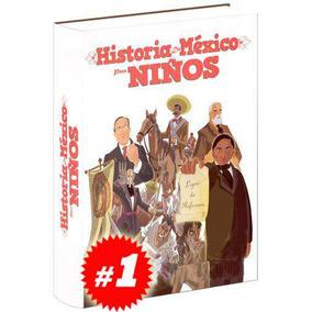 Historia De México Para Niños 1 Vol + 1 Cd Rom Actualizado