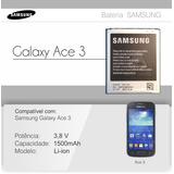 Bateria B100ae P/ Celular Samsung Galaxy S3 Mini - Original