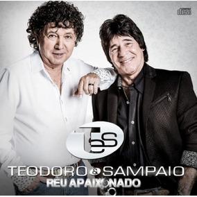 Teodoro & Sampaio - Réu Apaixonado - Cd - Frete Grátis