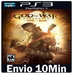 God Of War Ascension [ Psn Ps3 Play3 ] -- Gow Digital