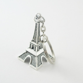 Llavero De Torre Eiffel Paris Francia Dijes Bisuteria