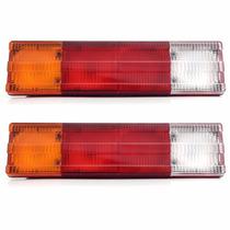 Par Lanterna Traseira Caminhão Mb 1113 2013 1618 1418 1620