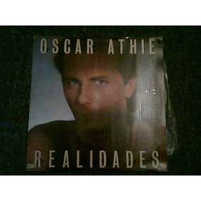 Disco Acetato L.p De Oscar Athie