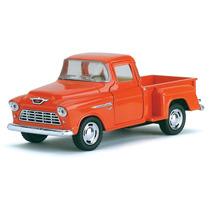 Auto De Colección 1955 Chevy Stepside Pick Up Licencia