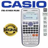 Calculadora Científica Casio Fx-570es Plus Gtía Stock Ya!