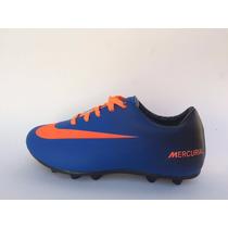 Chuteira Campo Infantil Nike Mercurial - Lançamento Top
