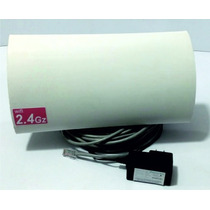 Antena Cliente Wifi Cpe Hasta 1,5k Cable Utp Enlace Internet
