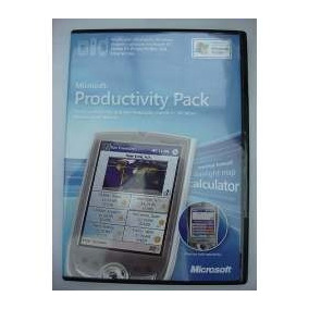 Microsoft Productivity Pack Mobil Para Ipaq, Pdas, Handhelds