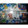 Set Play Tom Y Jerry X 4 En Blister Para Torta Y Desp.jugar