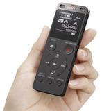 Grabador De Voz Sony Icd-ux560f Digital Usb Integrado Fm 4gb