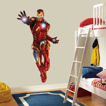 Vinil Decorativo Iron Man , Avengers .