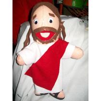 Gcg Titere De Fieltro Biblico Jesus