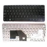 Teclado Hp Compaq Mini 110-3000 Negro Nuevo Original Ddi