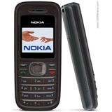 Nokia 1208 - Raridade - Só Funciona Vivo - Novo