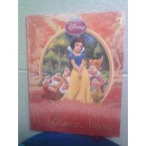 Libro Blanca Nieves Princesas Walt Disney Barbie