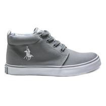 Tenis Zapato Dama Sneaker Modelo Cw-501-28 Polo Club Rcb