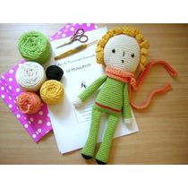 Kit Crochet - Principito Mishto Amigurumi