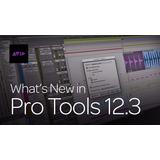Pro Tools 12 Ver. 3 Hd Para Windows 10 Por Descarga Web