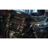 Alforjas Moto Custom Bolsillos Sale Promo Excelente Calidad
