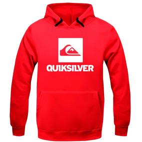 Blusa Moleton Quiksilver Skate Surf Masculino E Feminino Sk8
