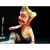 Antigua Figura De Cantinflas. Mache