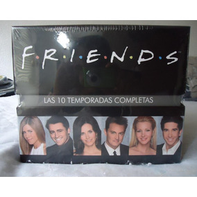 Friends Serie Tv Completa Boxset 10 Temporadas Dvd