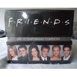 Friends Amigos Serie Completa Boxset 10 Temporadas Dvd