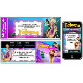 Fiesta Temática Rapunzel Enredados