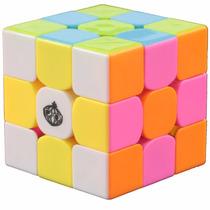 Cubo Rubik - Cong´s Design 3x3x3 - Stickerless Candy Colours