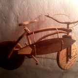 Bike Do Surf Rustica Artesanal Artesanato Surf Exclusividart