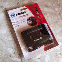Cassette Adaptador 3.5mm Estereo Universal Auto Mp3 Ipod