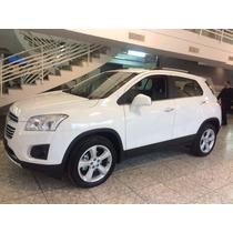 Chevrolet Tracker 4x4 Awd Ltz + A/t 1.8 Nafta - 0km 2016