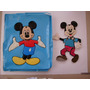 Mickey Mouse Lote 2 Figuras