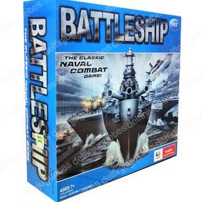 Battleship Batalla Naval Juego De Mesa Fichas Barcos