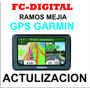 Actualizacion De Mapas Gps Garmin Radares Local En Ramos