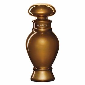 O Boticário Royalty 110ml Perfume Antigo Original Lacrado