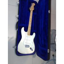 Guitarra Fender Stratocaster Mexicana - Ótimo Estado