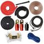 Caja De Sonido Conectado 0 Gauge Amp Kit Amplificador De In