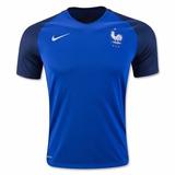 Camiseta De Selección Francia Titular/suplente Nike 2017