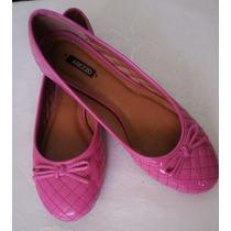 Sapatilha Arezzo Rosa Pink - Número 37 - Nova
