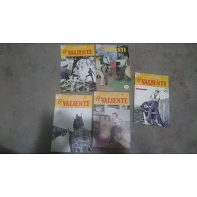Comic El Valiente Una Revista De Jgcruz