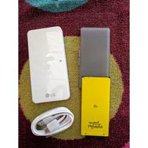 Cargador Hybrido De Bateria Lg G5 Y Cable Usb C Original