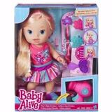 Muñeca Baby Alive Cristina Lindos Peinados