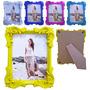 10un Porta Retrato 15x20 Moldura De Plastico Colors Atacado