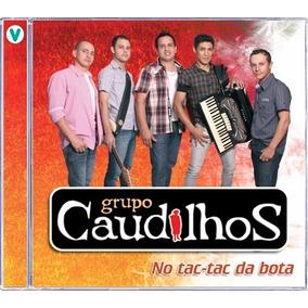 Cd - No Tac-tac Da Bota - Grupo Caudilhos