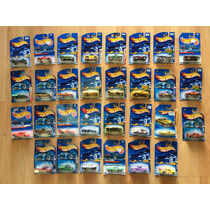 Lote De 30 Camionetas Pick Up Hot Wheels Ford Chevy Toyota .
